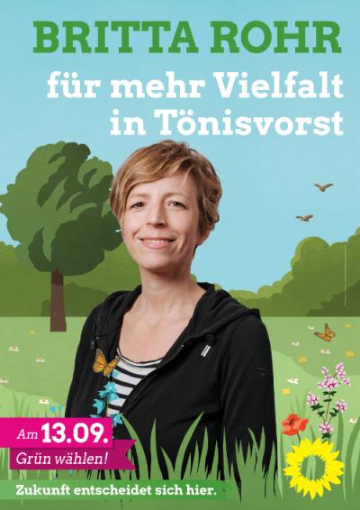 Plakat Britta Rohr 500px