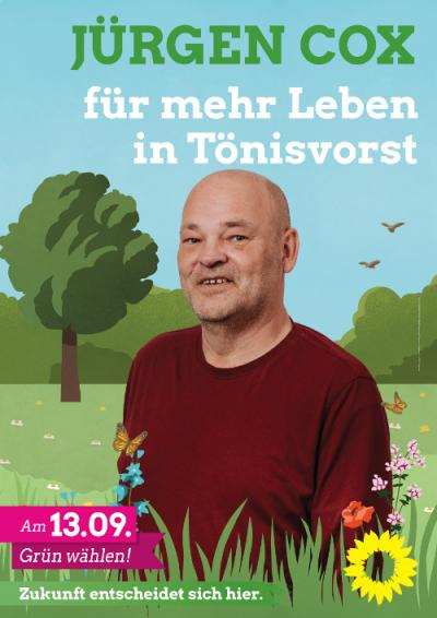 Plakat Jürgen Cox 500px